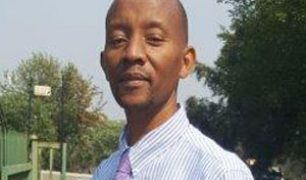 Lesego Kenosi of Boleng Mechanical Engineering