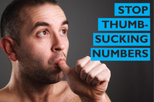 Stop thumb sucking numbers