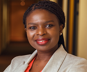 Belinda Mapongwana of Mapongwana Attorneys
