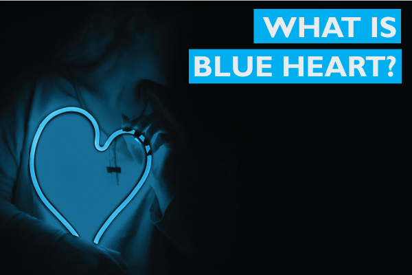 What is Blue Heart?