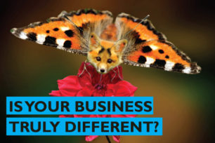 Entrepreneurs - Is your business truly different?