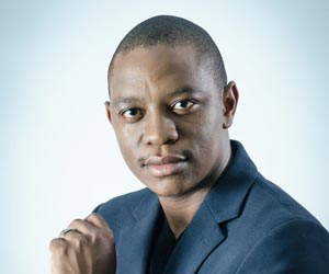 Bongani Khubeka of Peppered Peach Cuisine