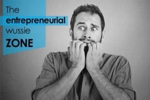 The entrepreneurial wussie zone