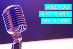 Are you a one-hit wonder? By Allon Raiz