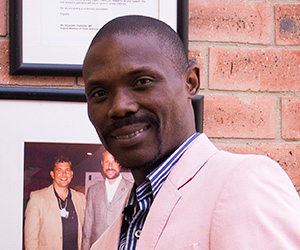 Thabo Moshoane of Slyk IT Solutions