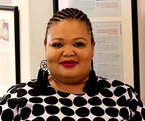 Henrietta Dibakwane of HMD Staffing Solutions