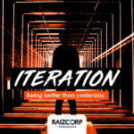 Raizors Edge Podcast eposide 4 Iteration by Allon Raiz ep4