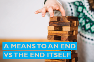Raizcorp article: A means to an end vs the end itself