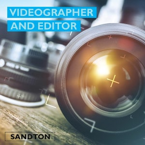 Job vacancy: Videographer and Editor