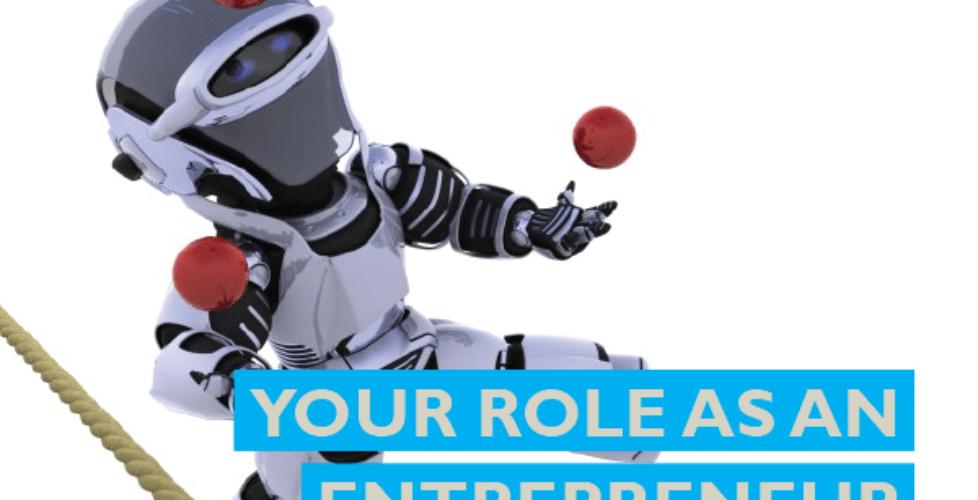 Raizcorp article: Your role as an entrepreneur