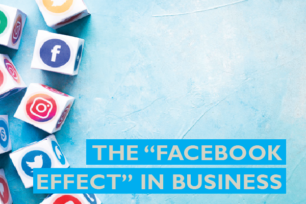 The Facebook effect in business