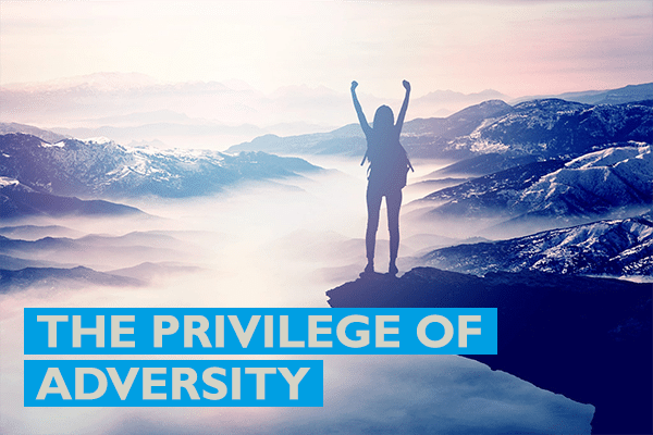 Raizcorp article: The privilege of adversity