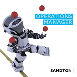 Job vacancy - Operations Manager