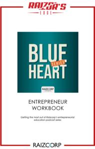 Raizcorp workbook Blue Heart Series