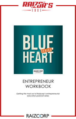 Raizcorp workbook Blue Heart Series