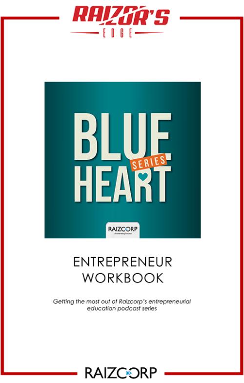 Blue Heart Series