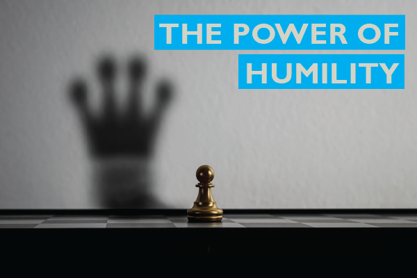 Raizcorp article - The power of humility - by Allon Raiz