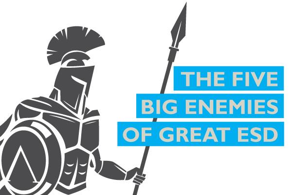 Raizcorp business incubator article: The five big enemies of great ESD
