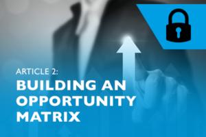 Raizcorp article: Lockdown advice #2 - Building an opportunity matrix