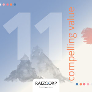 Meditation 11 Compelling By Allon Raiz CEO of Raizcorp Business Incubator