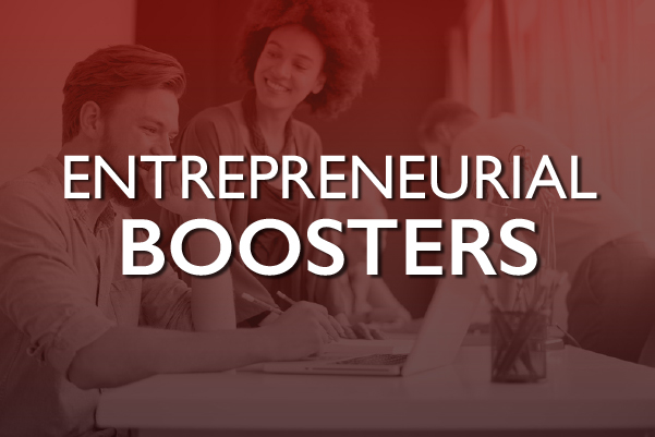 Entrepreneur Boosters By Allon Raiz CEO & Founder of Raizcorp Business Incubator