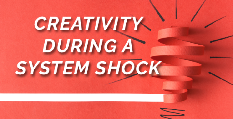 Raizcorp article: 5 critical skills you need to pivot - #1 Creativity during a system shock