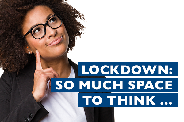 Champion Academy article – Lockdown: So much space to think ...
