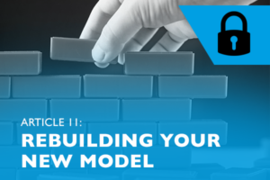 Lockdown advice #11 – Rebuilding your new model