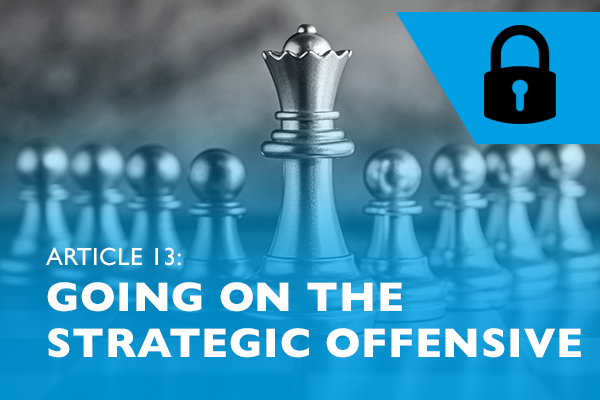 Raizcorp article: Lockdown advice #13 – Going on the strategic offensive