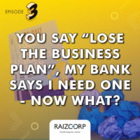 "Q You Say ""Lose The Business Plan"", My Bank Says I Need One - Now What (2)"
