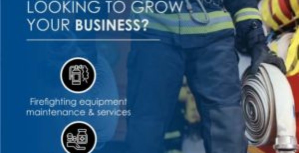 Raizcorp sponsored business programme – Fire-fighting equipment services & onsite medicals