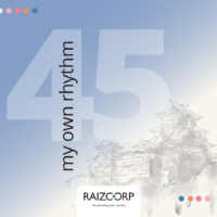 Raizcorp podcast series #52MeditationsForEntrepreneur – Episode 45 My own rhythm