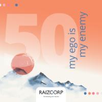 Raizcorp podcast series: 52 Meditations for Entrepreneur – Episode 50