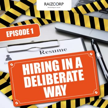 Raizor's Edge podcast series – Avoiding hiring mistakes for small businesses